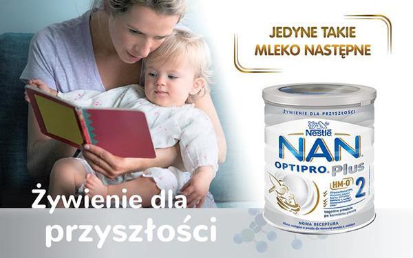 NAN OPTIPRO Plus 2 HM-O - rodzice i ich dzieci przetestowały nowe mleko. Zobaczcie wyniki!