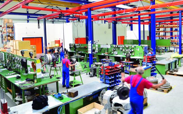 Metoda 5S w hali produkcyjnej – utrzymanie czystości