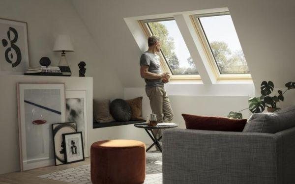 Jakie korzyści przynoszą nowoczesne okna dachowe VELUX?