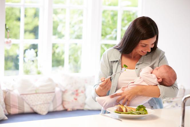 Dieta w czasie laktacji - 7 najlepszych składników na laktację